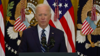 President Biden Holds First Formal News Conference