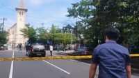 Indonesian Cathedral Bombed in Palm Sunday Attack