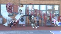 St. Mel's Catholic Academy Alumni Build New Playground Dedicated to Their Mothers