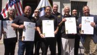 Brooklyn Borough President Eric Adams Honors Diocese of Brooklyn's COVID-19 Emergency Task Force