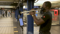 Music Is Back in NYC's Subways After the Program Shut Down for the Pandemic