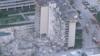 The Race To Find Survivors Continues After Deadly Florida Building Collapse