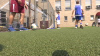 Bucking a National Trend, Catholic School's Summer Sports Program Doing Well Post-Pandemic