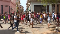Cuba Protests Prompt Calls for Change from President Biden and U.S. Elected Officials