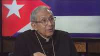 Bishop Octavio Cisneros Fears Situation in Cuba May Reach Dangerous Flashpoint