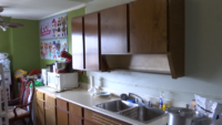 NYCHA Repairs Gompers Houses Resident's Kitchen After Currents News Coverage