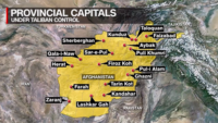As More Cities Fall in Afghanistan, Taliban Gain Ground on Half of the Country's Provincial Capitals