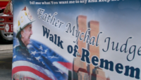 Catholic Priest and 9/11 Hero, Father Mychal Judge, Remembered During Walk Held in Manhattan