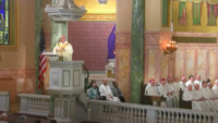 Homily from Bishop DiMarzio: Chrism Mass 2019  from the Co-Cathedral of St. Joseph