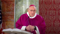 Homily from Bishop DiMarzio: Mass for Third Sunday of Lent 2021: Diocese of Brooklyn