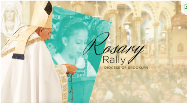 ROSARY RALLY SACRED HEART OF JESUS: BAYSIDE, QUEENS
