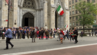 Columbus Day Parade Returns to NYC as Biden Becomes First President to Mark Indigenous Peoples' Day