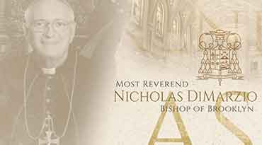 MASS IN CELEBRATION OF BISHOP DIMARZIO'S 25TH ANNIVERSARY OF EPISCOPACY: CO-CATHEDRAL OF ST. JOSEPH (LIVE)