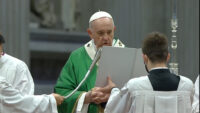 Synod Viewed as the 'Biggest Consultation Exercise In Human History'